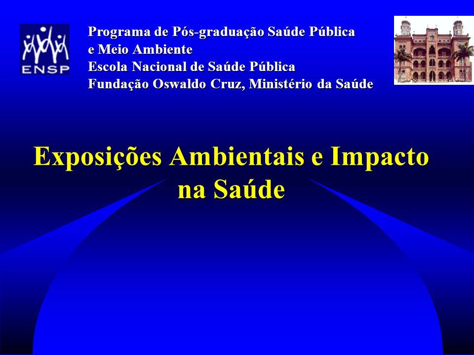 Exposições Ambientais e Impacto na Saúde