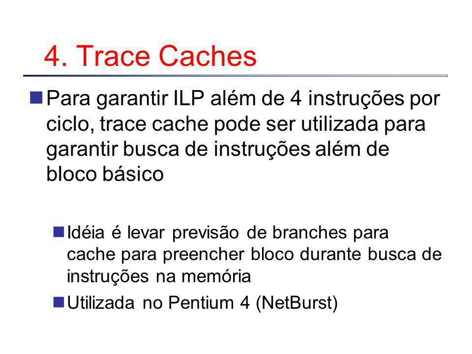 4. Trace Caches