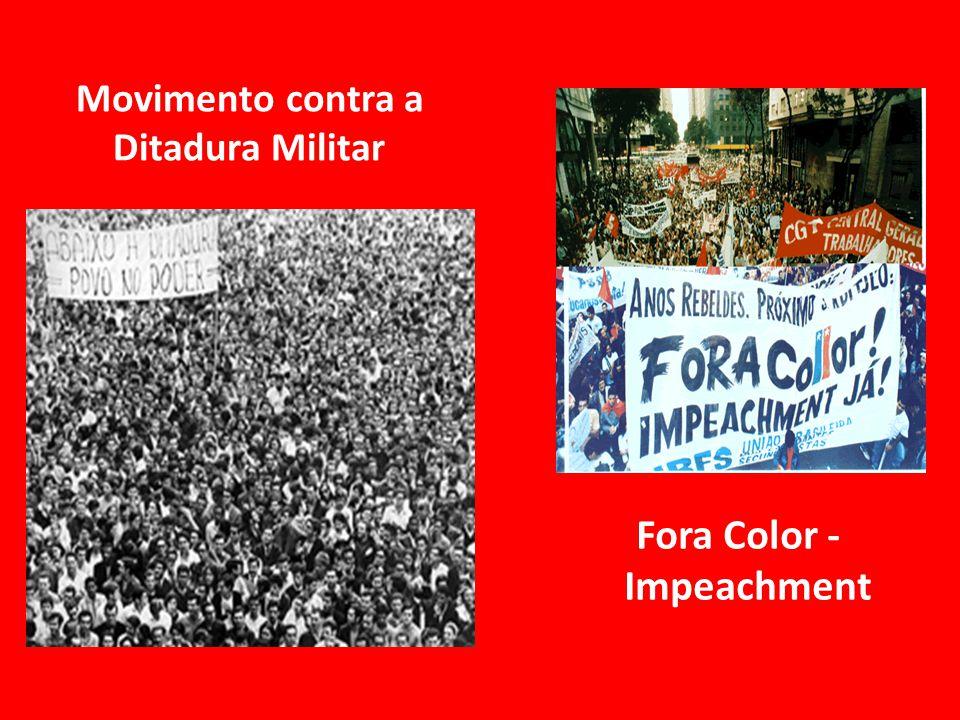 Movimento contra a Ditadura Militar