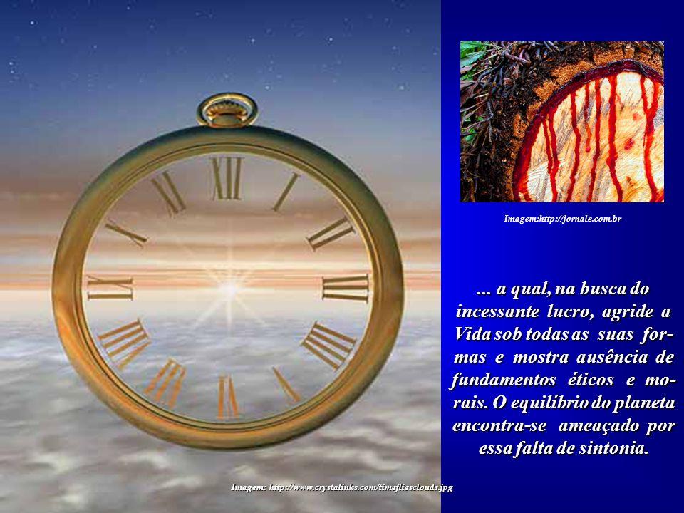 Imagem: http://www.crystalinks.com/timefliesclouds.jpg