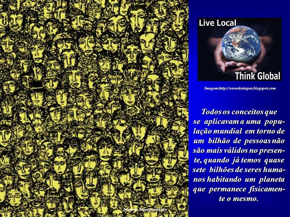 Imagem: Superpopulação