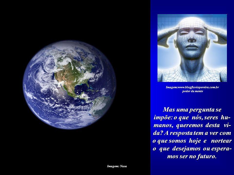 Imagem:www.blogflaviopereira.com.br poder da mente. Mas uma pergunta se.