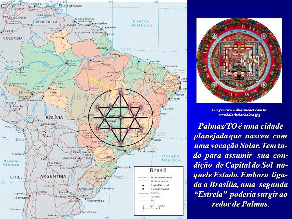 Palmas/TO é uma cidade planejada que nasceu com