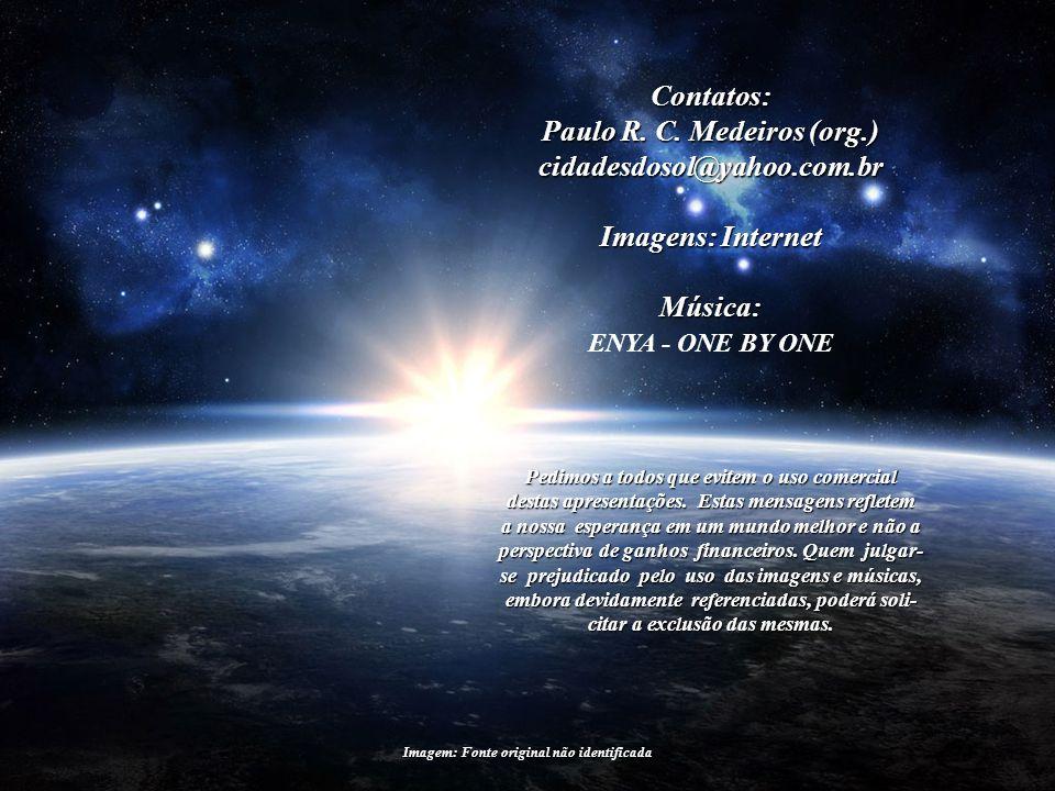 Paulo R. C. Medeiros (org.) cidadesdosol@yahoo.com.br