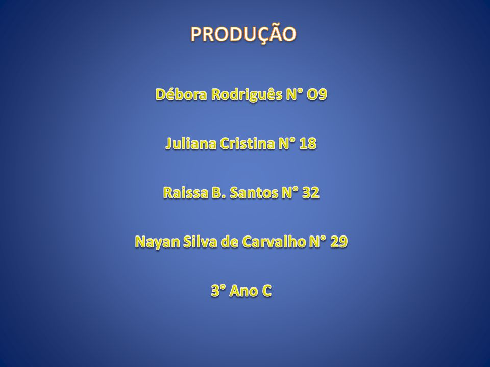 Nayan Silva de Carvalho N° 29