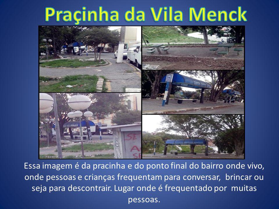 Praçinha da Vila Menck