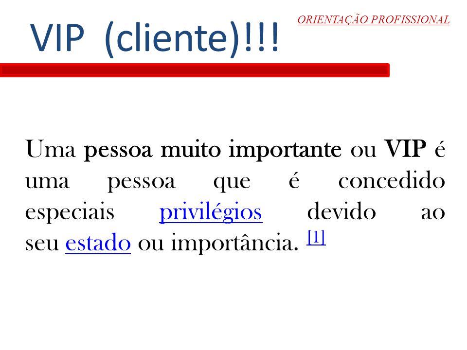 VIP (cliente)!!.
