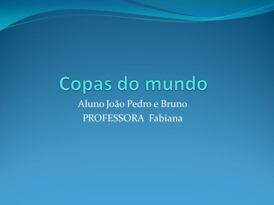 Aluno João Pedro e Bruno PROFESSORA Fabiana