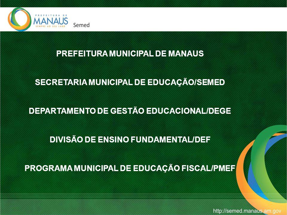 PREFEITURA MUNICIPAL DE MANAUS