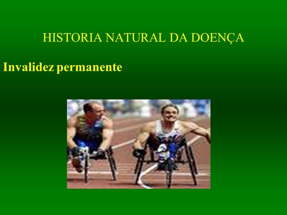 HISTORIA NATURAL DA DOENÇA