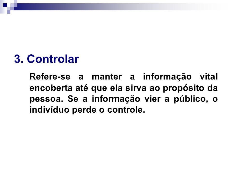 3. Controlar