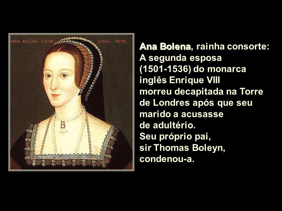 Ana Bolena, rainha consorte: A segunda esposa