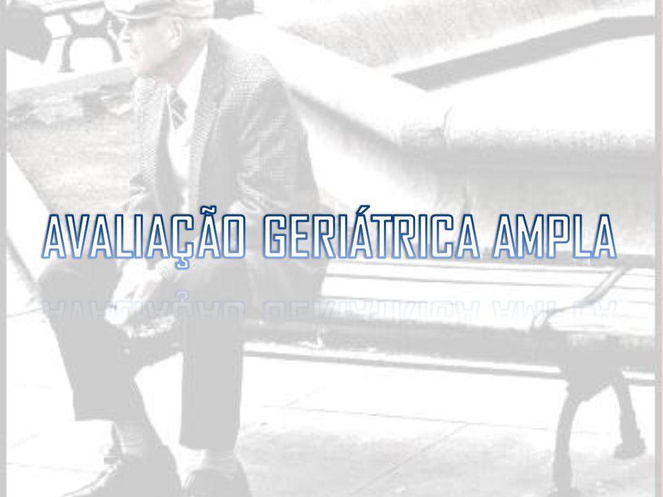 AVALIAÇÃO GERIÁTRICA AMPLA