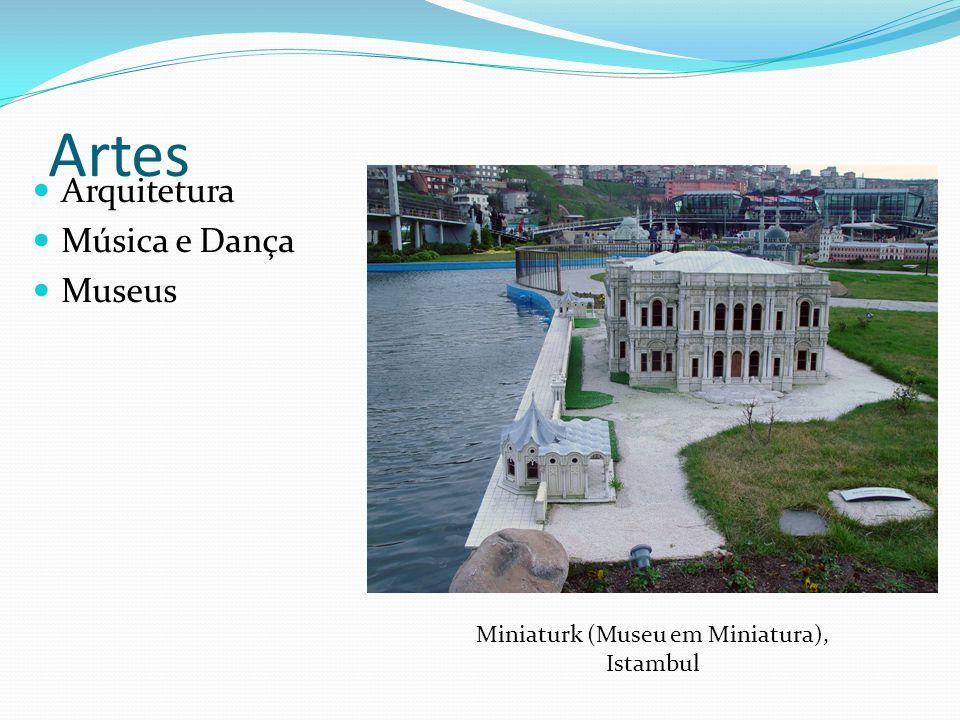 Miniaturk (Museu em Miniatura), Istambul