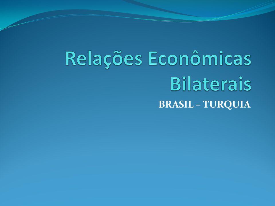 Relações Econômicas Bilaterais