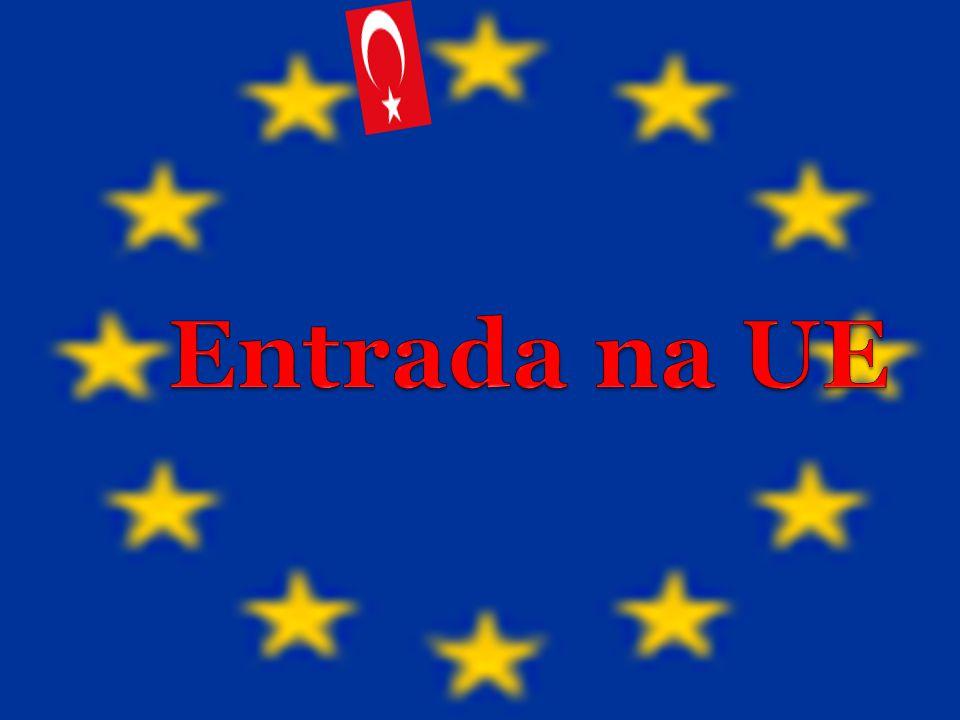 Entrada na UE