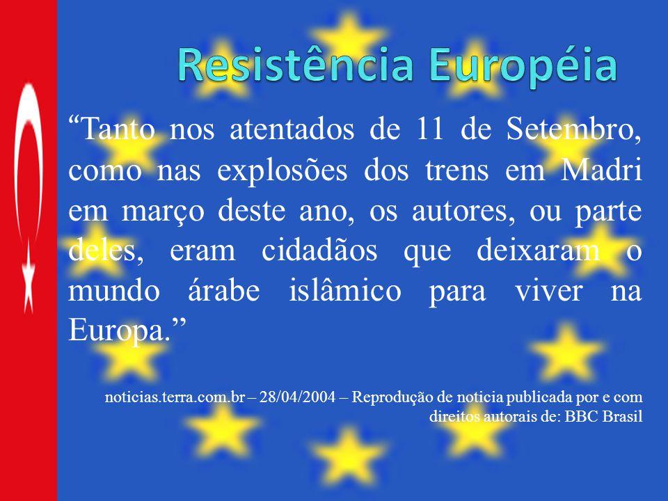 Resistência Européia
