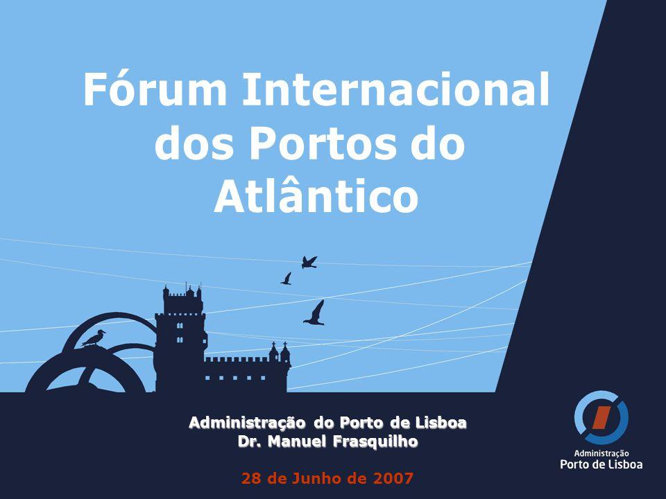 Fórum Internacional dos Portos do Atlântico