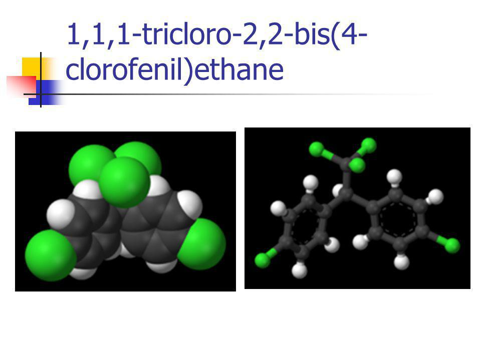 1,1,1-tricloro-2,2-bis(4-clorofenil)ethane