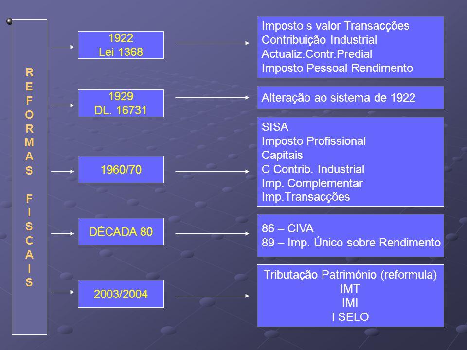 Tributação Património (reformula)
