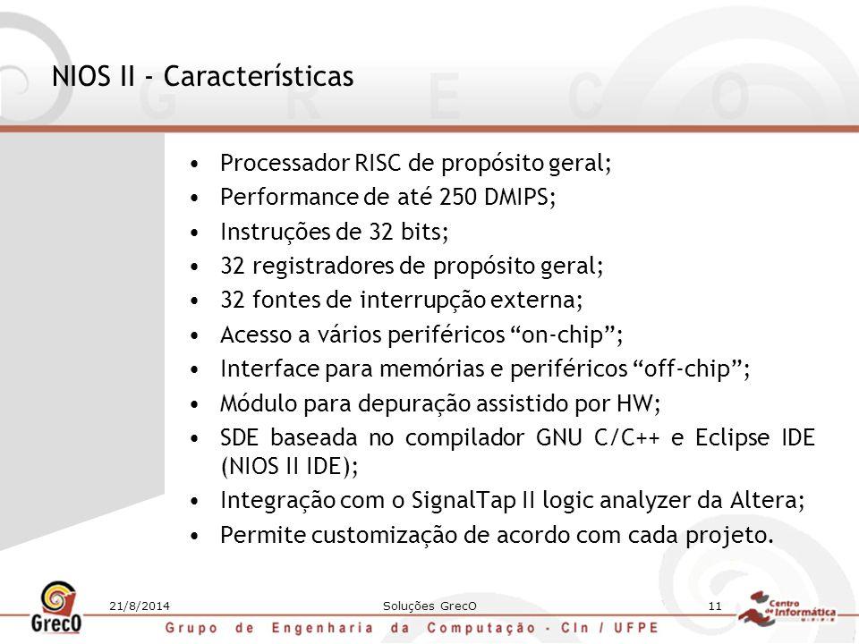 NIOS II - Características