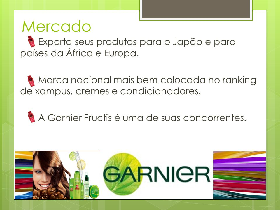 Mercado Exporta seus produtos para o Japão e para países da África e Europa.