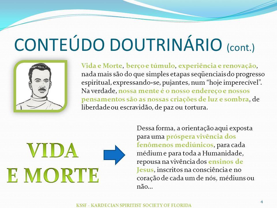 CONTEÚDO DOUTRINÁRIO (cont.)