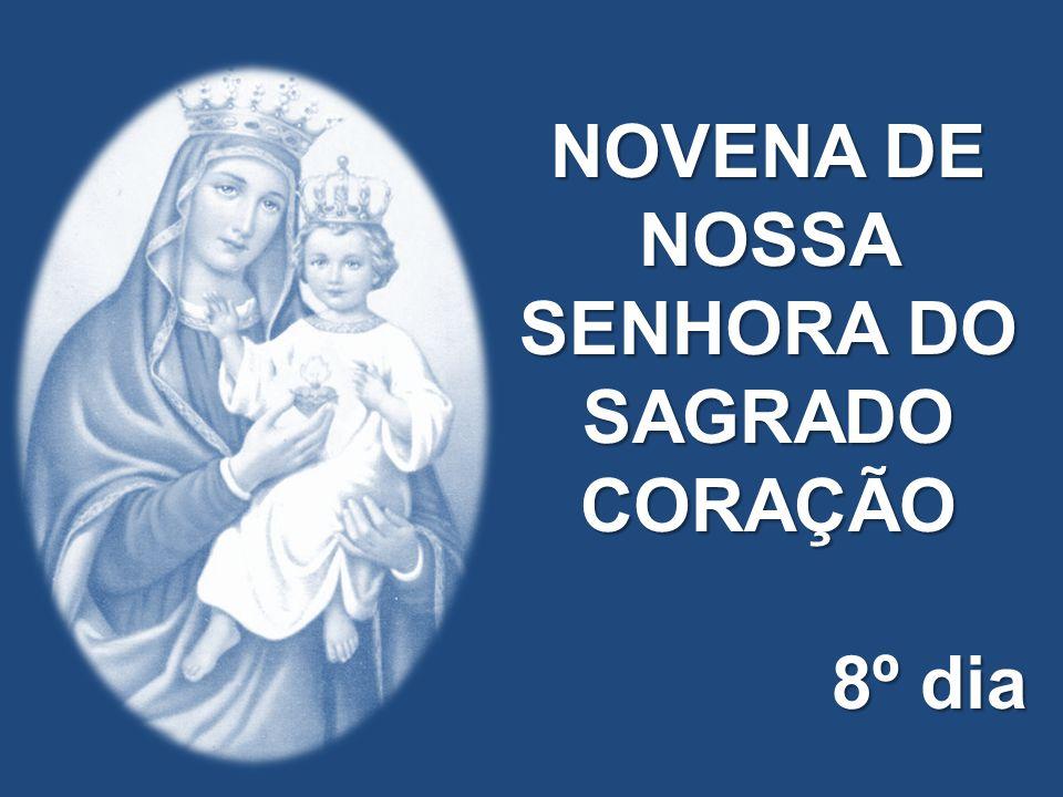 NOVENA DE NOSSA SENHORA DO SAGRADO CORAÇÃO