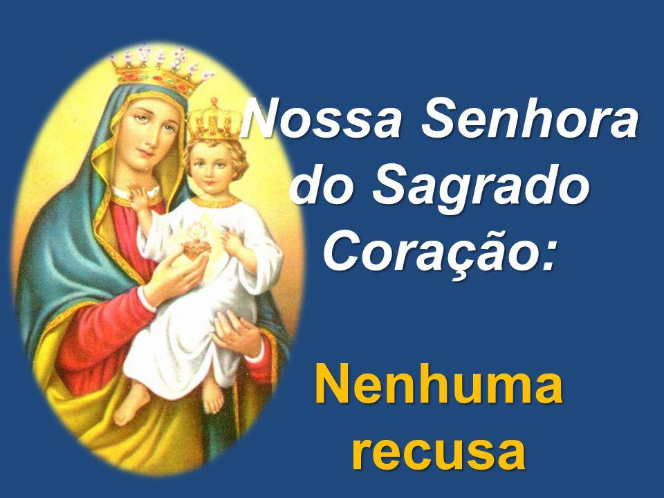 Nossa Senhora do Sagrado Coração: