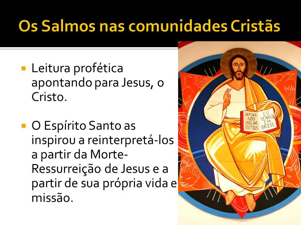 Os Salmos nas comunidades Cristãs