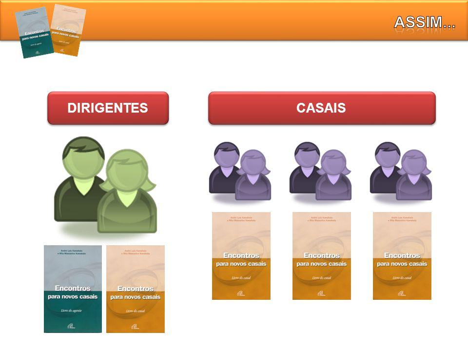 ASSIM... DIRIGENTES CASAIS