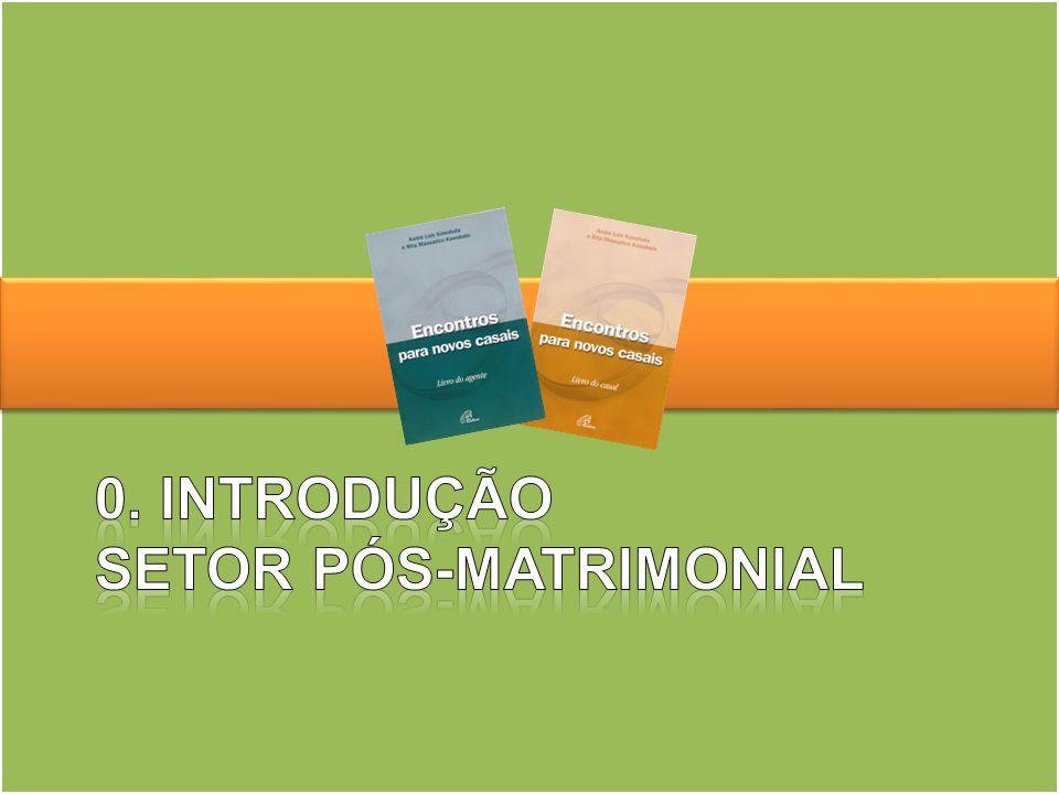 0. INTRODUÇÃO SETOR PÓS-MATRIMONIAL