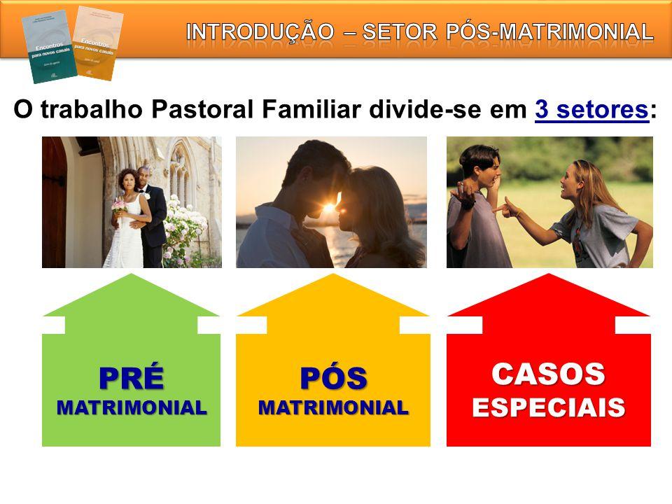 INTRODUÇÃO – SETOR PÓS-MATRIMONIAL