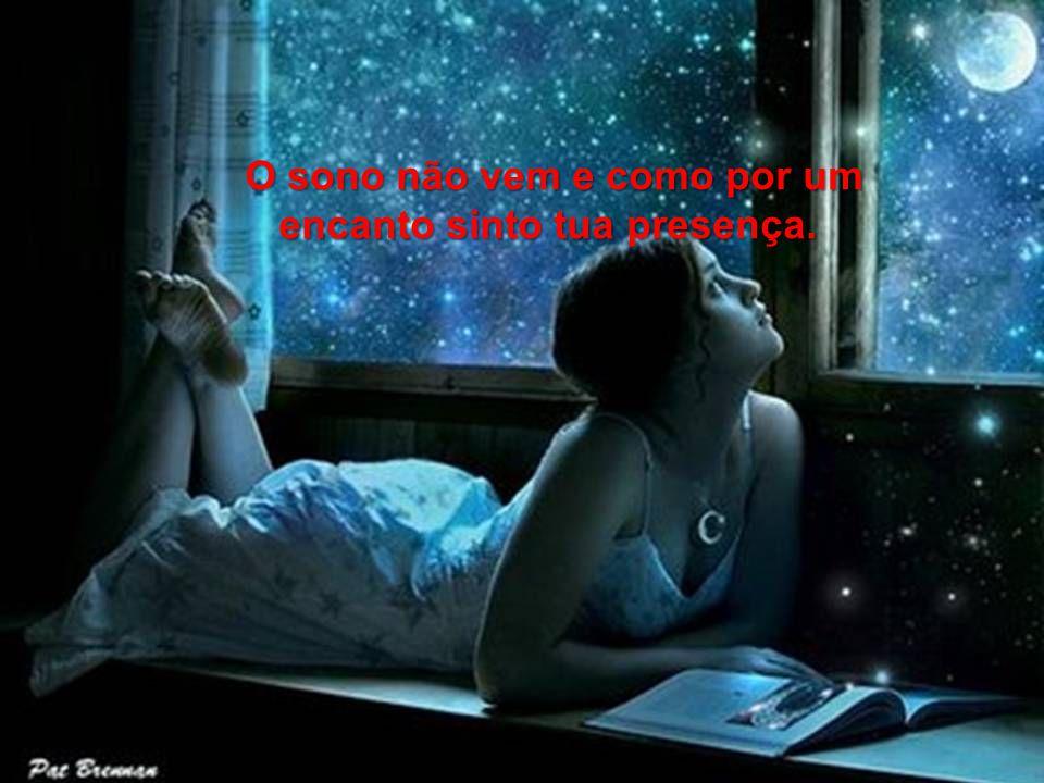 O sono não vem e como por um