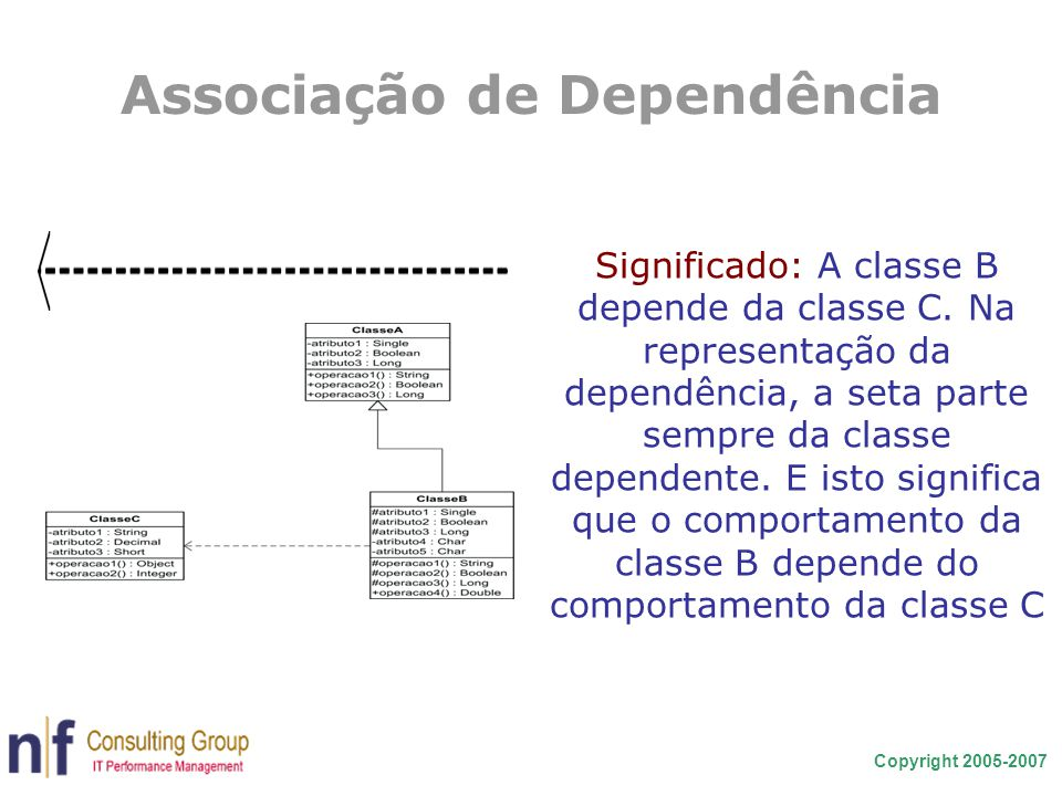 Associação de Dependência