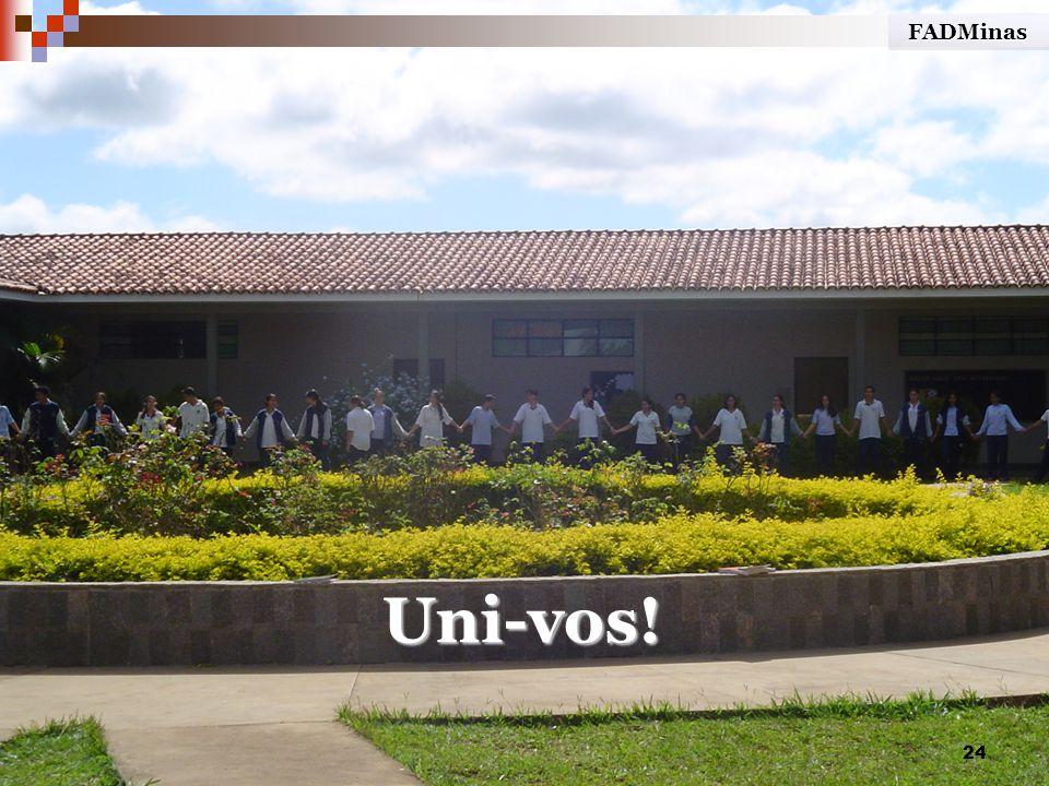 FADMinas Uni-vos!