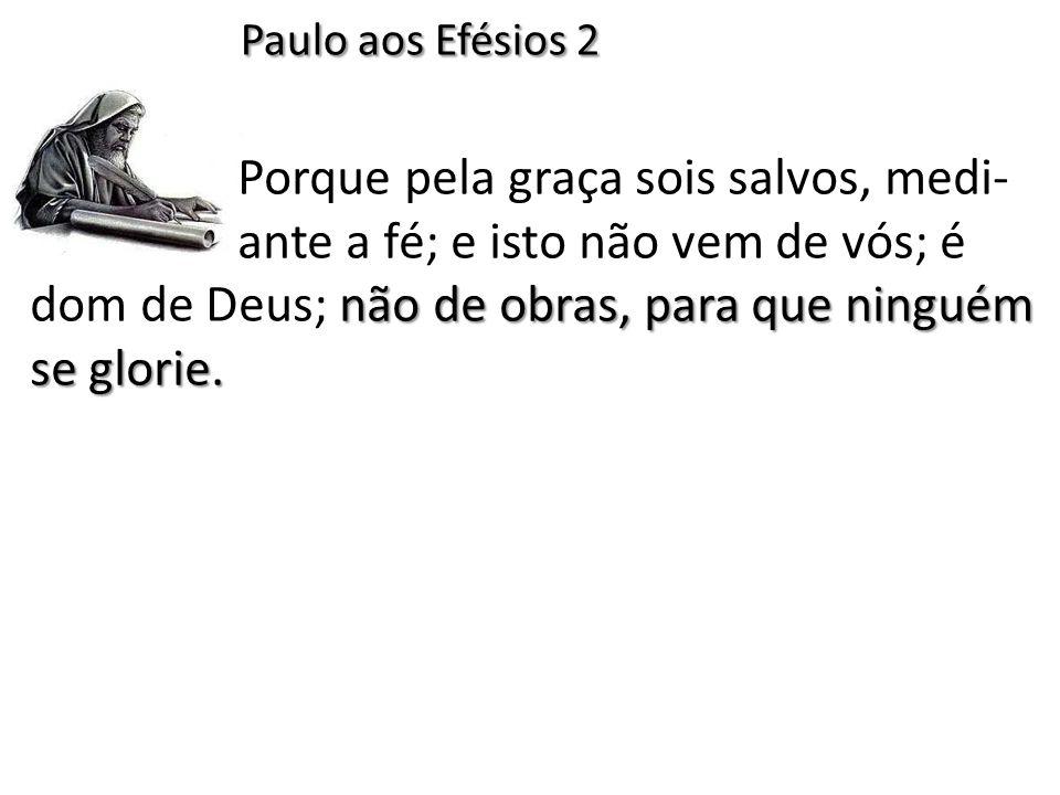 Paulo aos Efésios 2