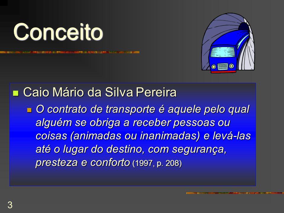 Conceito Caio Mário da Silva Pereira