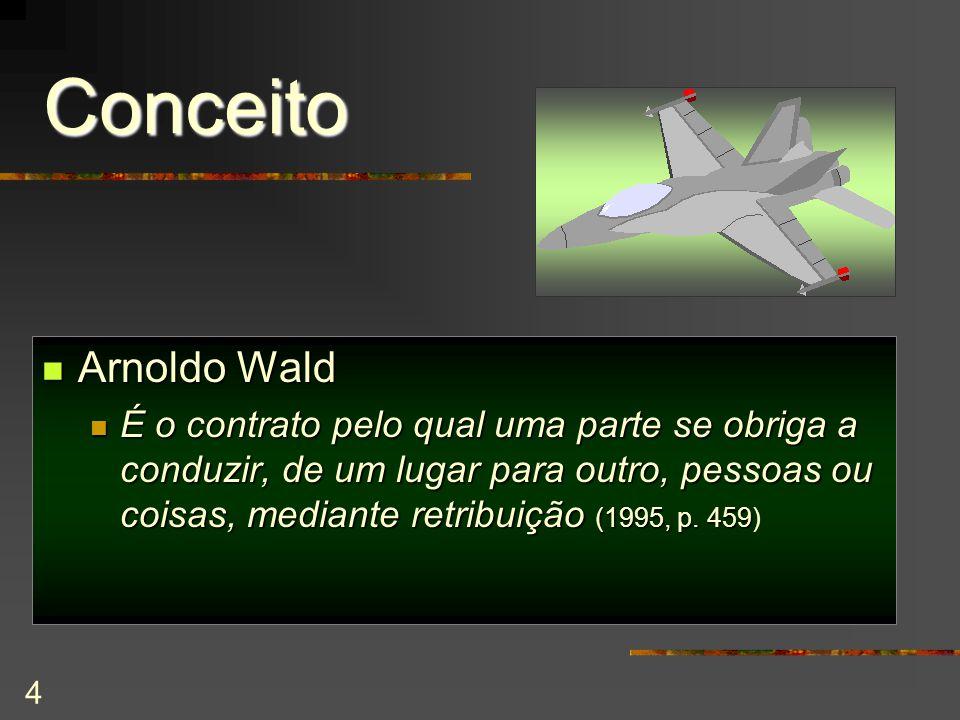 Conceito Arnoldo Wald.