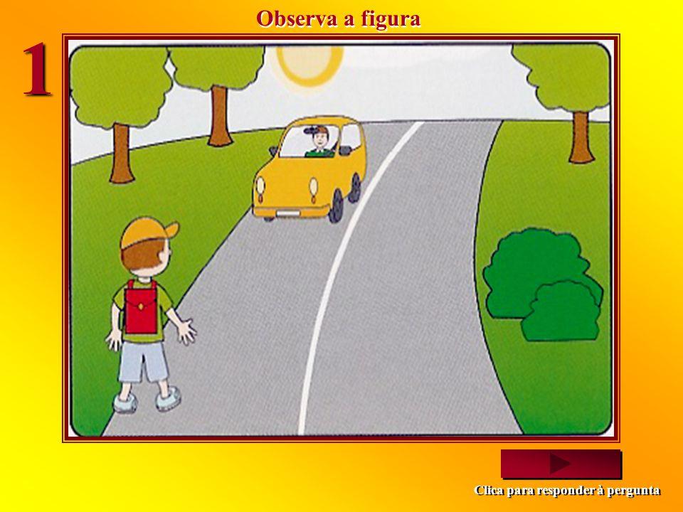Observa a figura 1 Clica para responder à pergunta