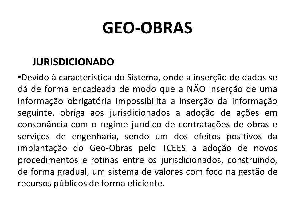 GEO-OBRAS JURISDICIONADO