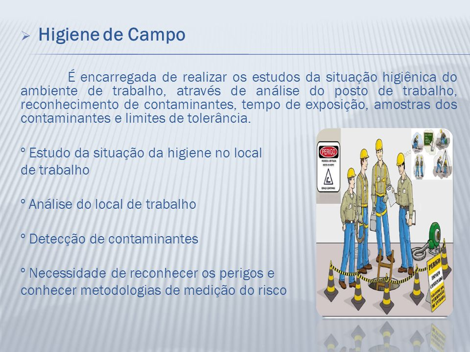 Higiene de Campo