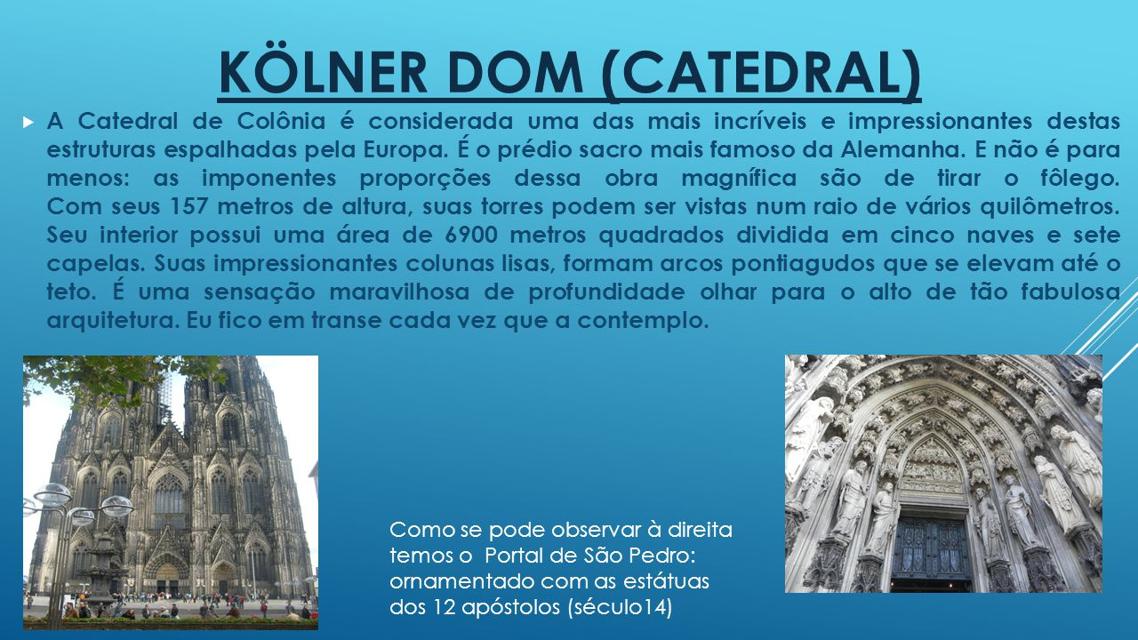 Kölner Dom (Catedral)