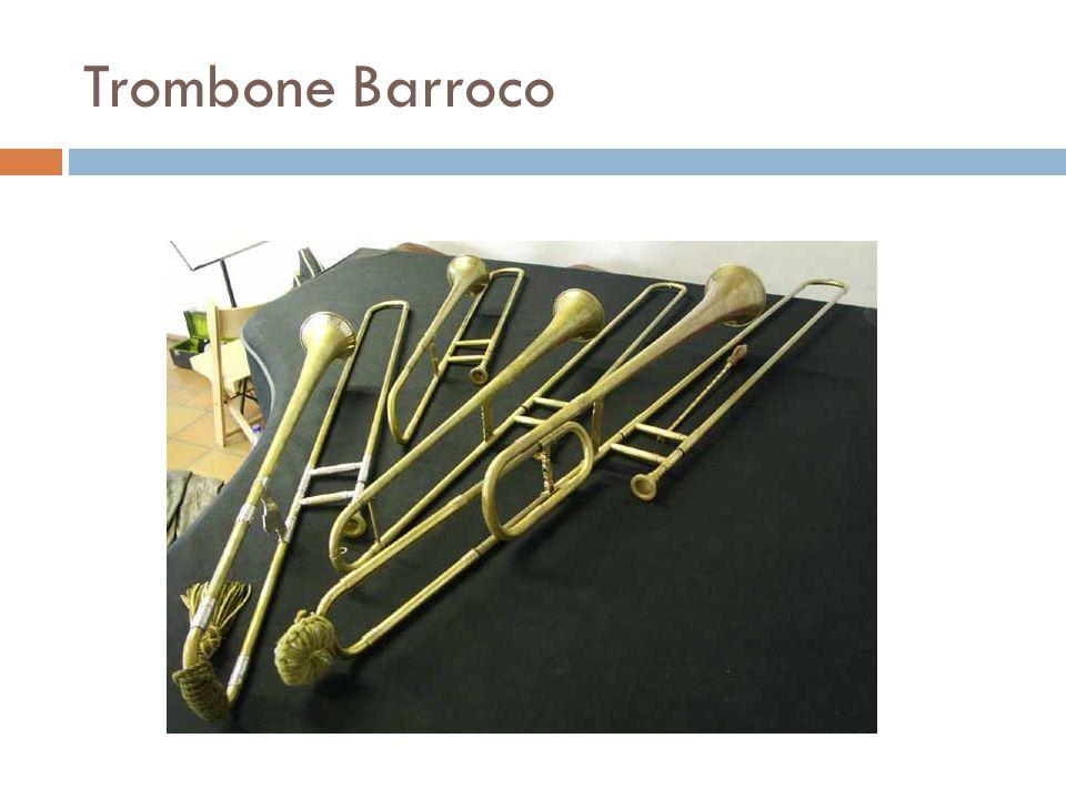 Trombone Barroco