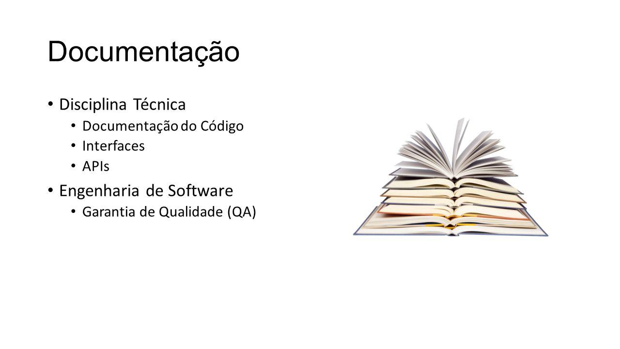 Documentação Disciplina Técnica Engenharia de Software