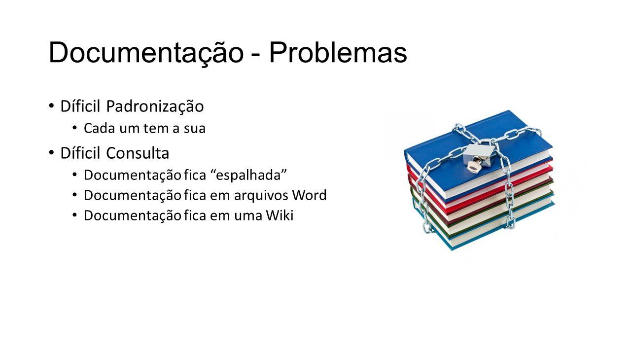 Documentação - Problemas