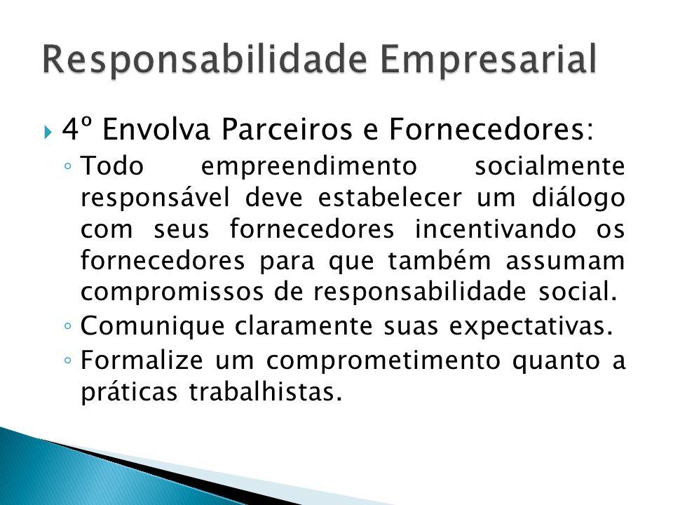 Responsabilidade Empresarial