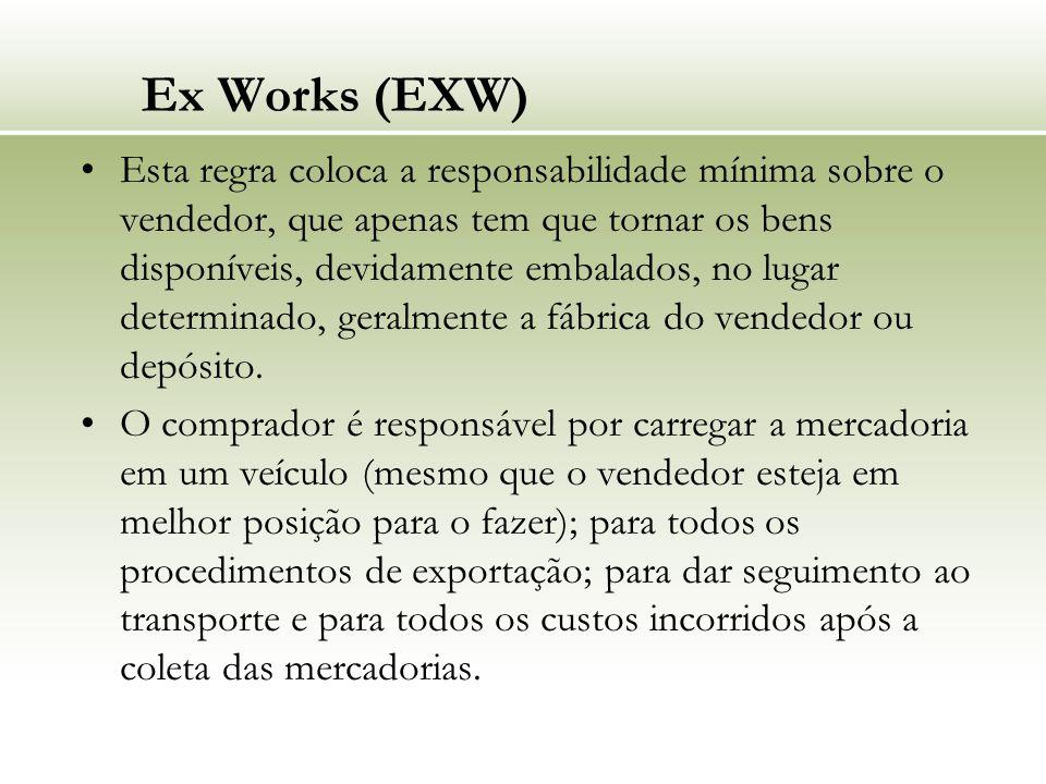 Ex Works (EXW)