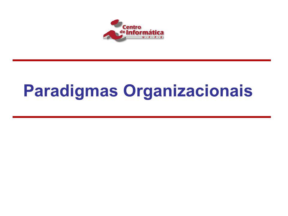 Paradigmas Organizacionais