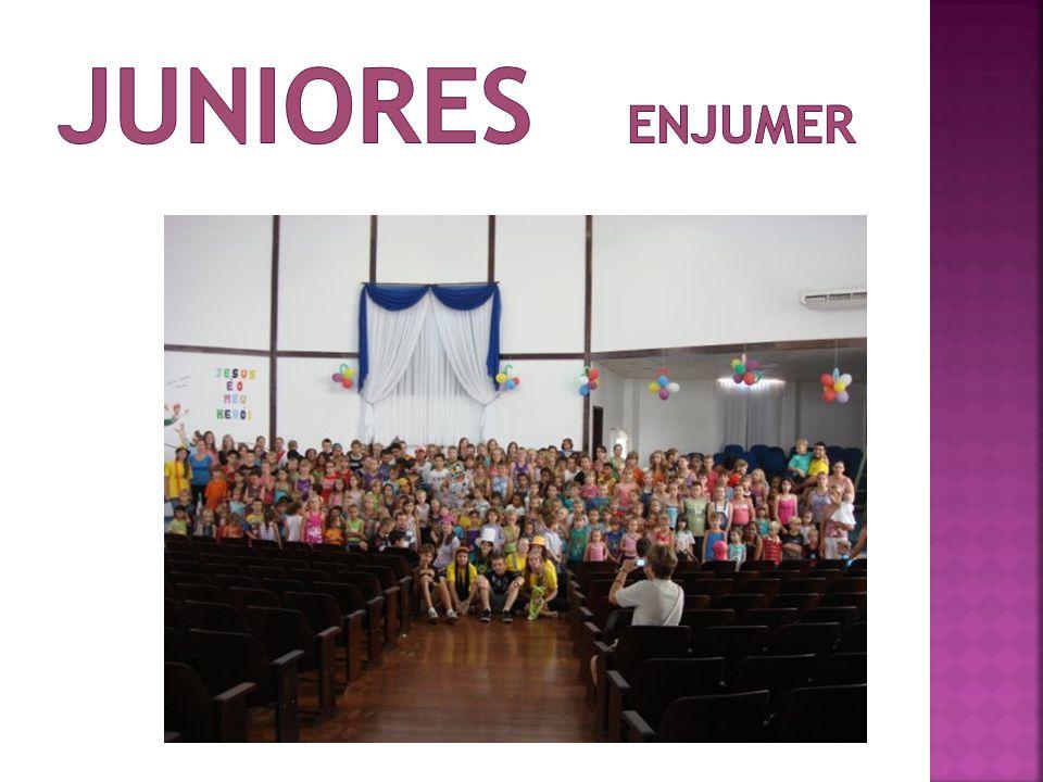 JUNIORES Enjumer